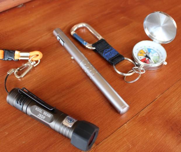 八木さんの七つ道具