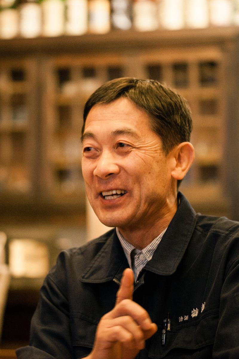 青木酒造株式会社 製造部部長 杜氏 今井隆博 杜氏対談|雪国の酒が美味しい理由を、酒造りの長であ