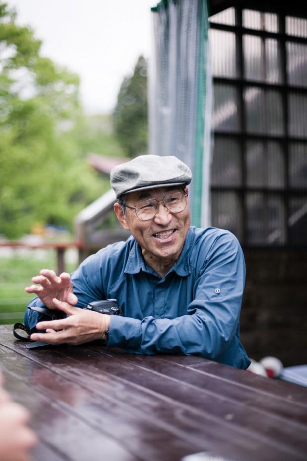 森林インストラクターや森林セラピストでもあるYOC(湯沢アウトドアセンター)の高橋さんは元カメラマンで山野草の写真も素晴らしい