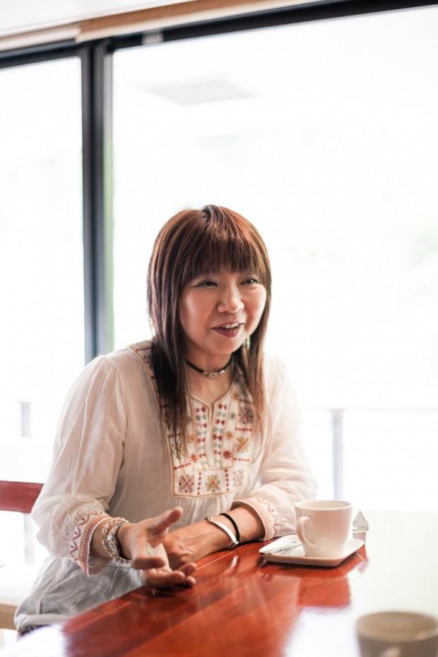 五十沢キャンプ場の中澤さんはアウトドアに無縁だったのにその自然の魅力に取りつかれた一人だ