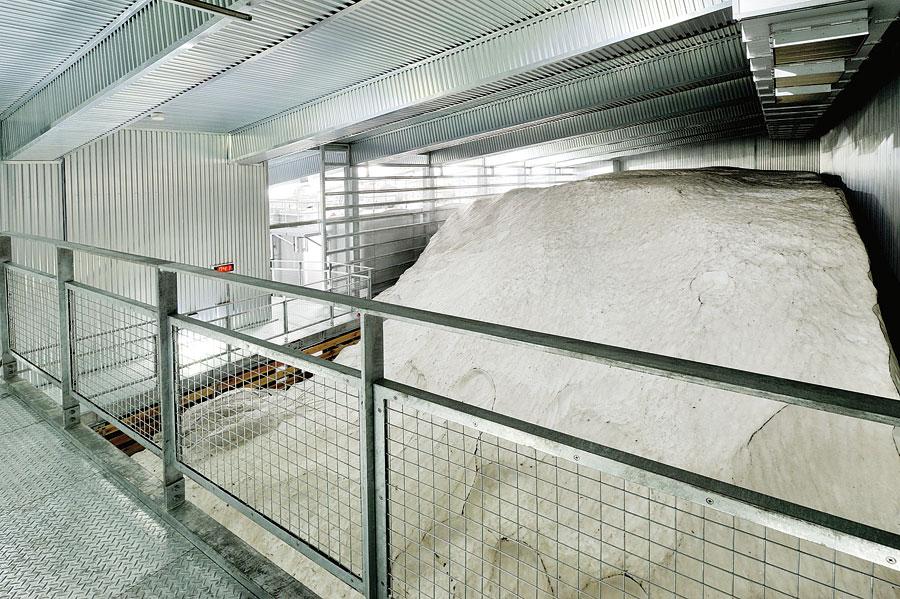 八海山雪室