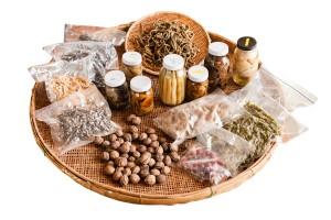 多種多様な保存食