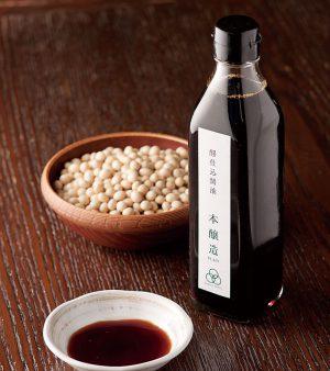 醪仕込醤油 本醸造
