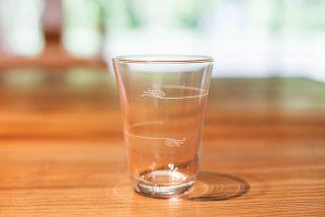 【A】八海山オリジナルあまさけグラス