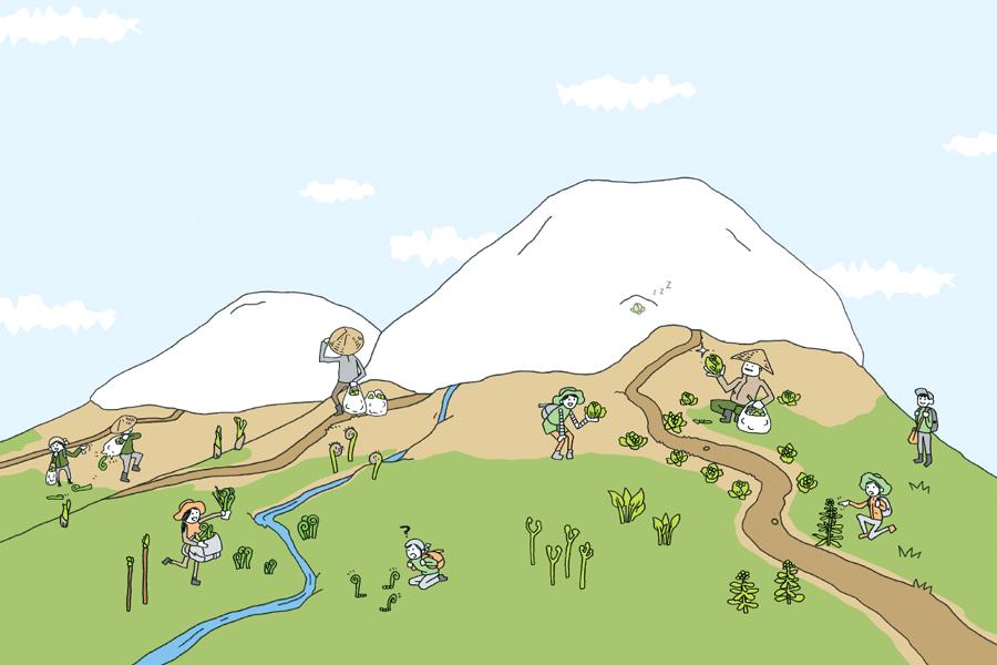 春の図(4〜5月頃)