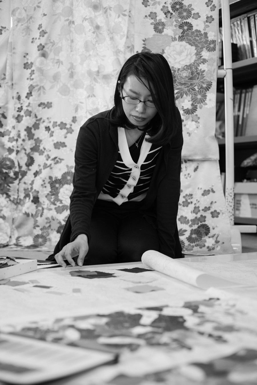 デザイナー 高野美穂子さん