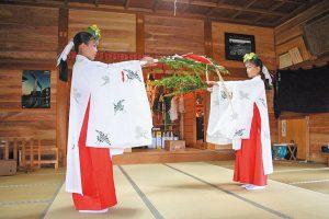 千手神社秋季大祭